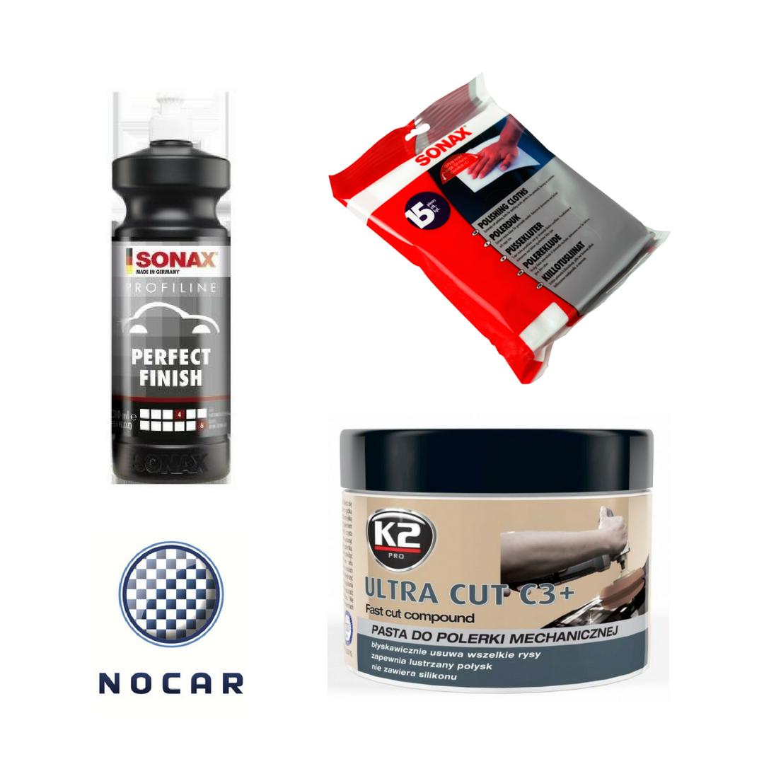 Uratuj swoją karoserię przy pomocy pasty polerskiej. Jak wypolerować samochód? 8