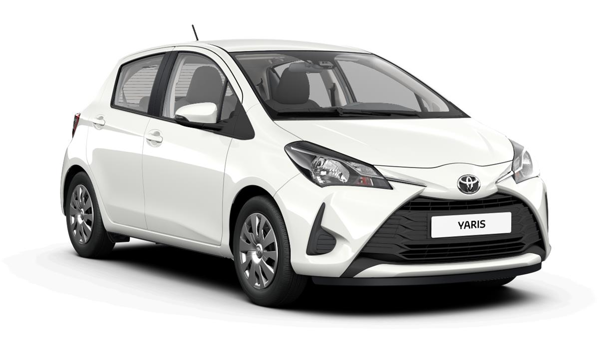 Rozsądny wybór Toyota Yaris 11