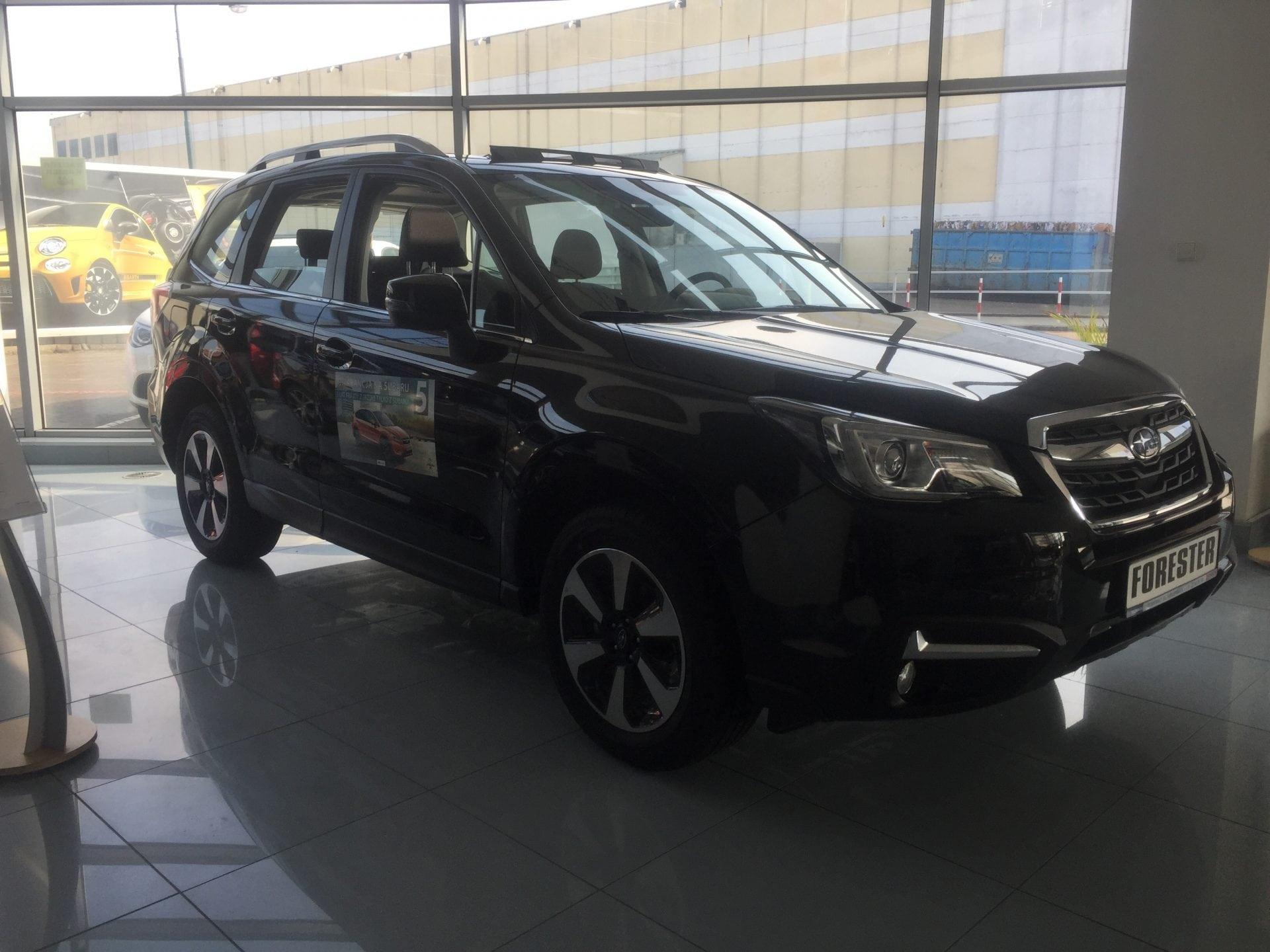 Jazda szyta na miarę z Subaru Forester 7