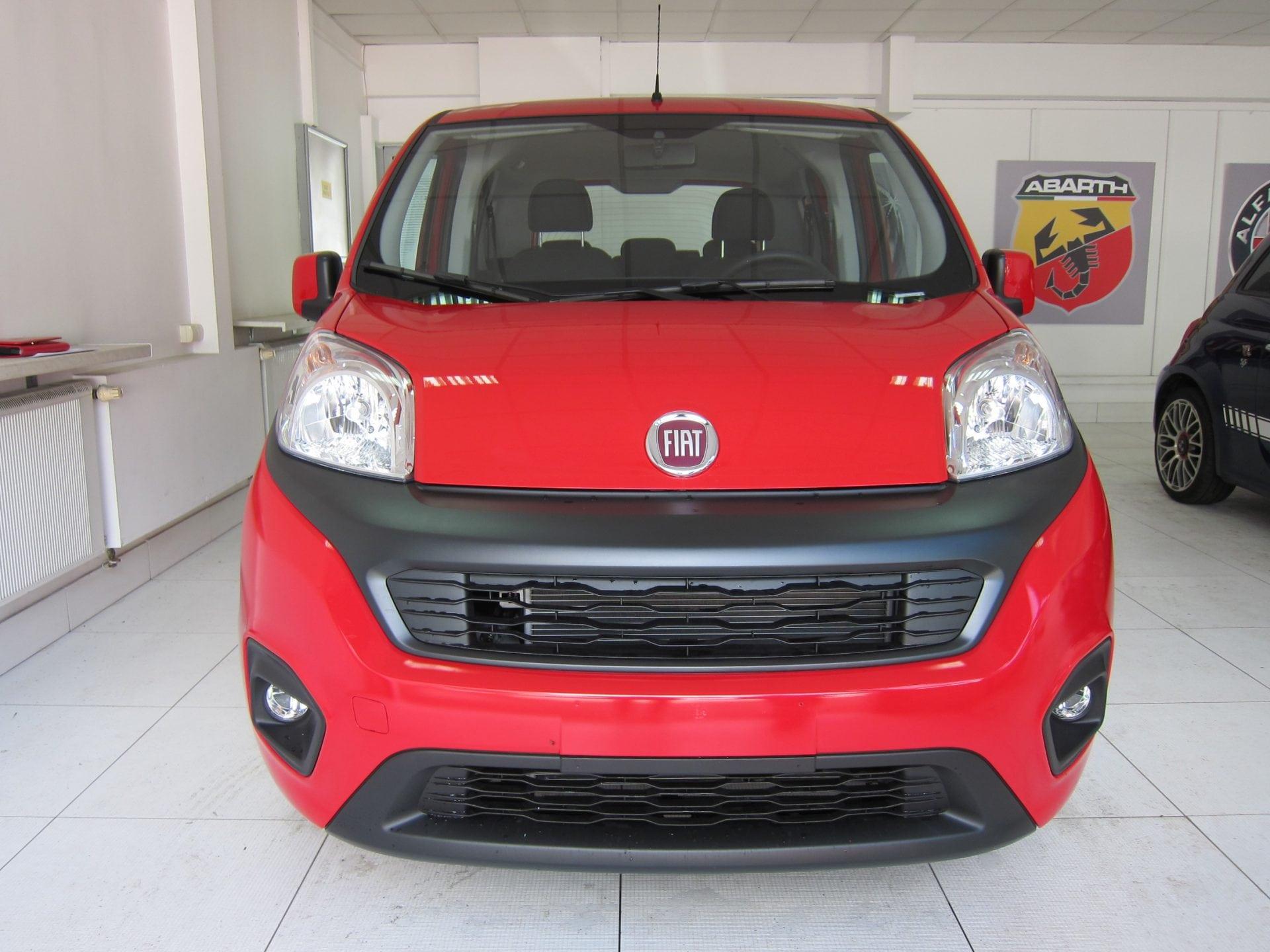 Fiat Qubo: wyjątkowy kombivan dla całej rodziny 24