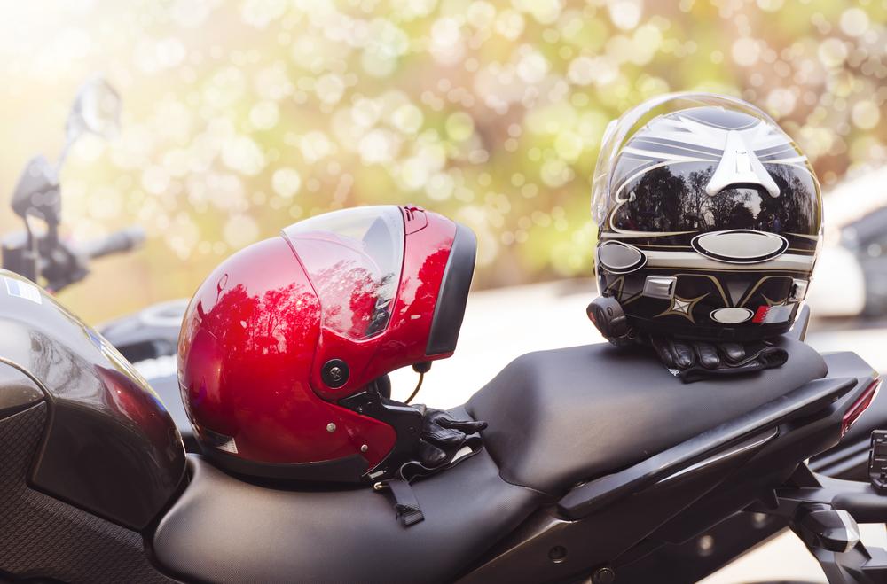 Po co zakłada się kask motocyklowy? 8