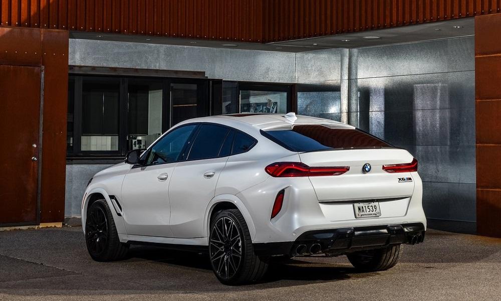 BMW X8 i X8 M - nowe SUV-y od BMW. Czego można się po nich spodziewać? 9