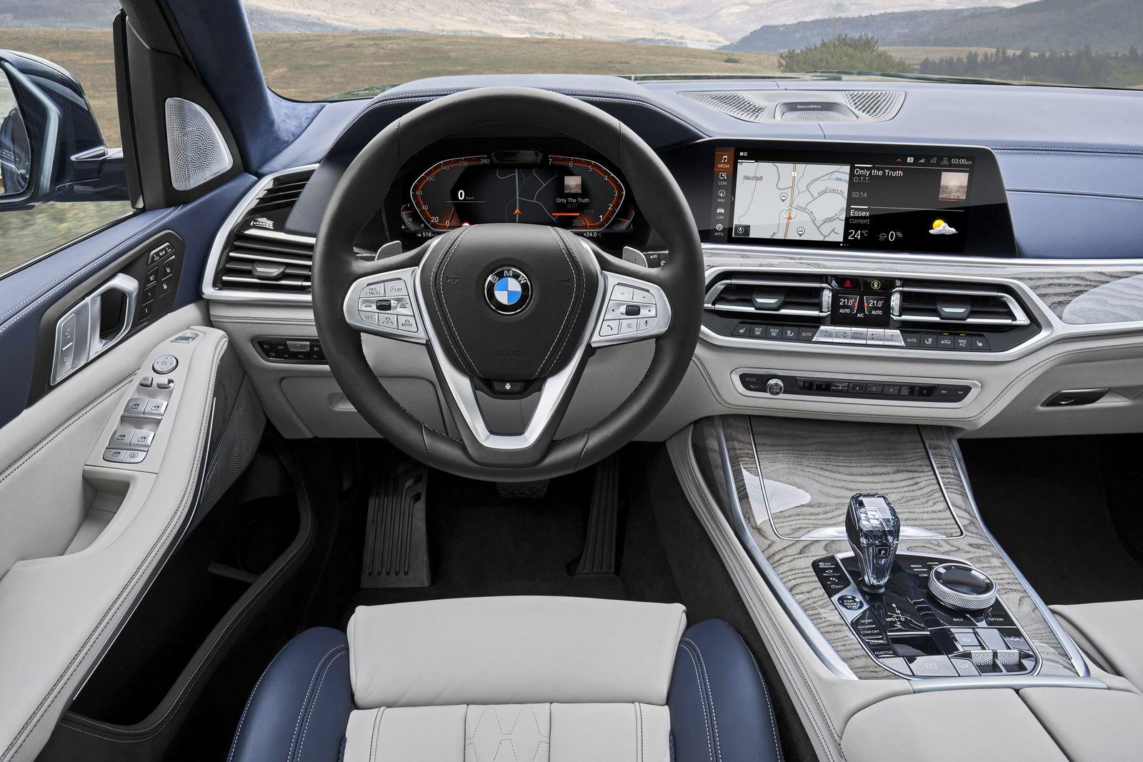 BMW X8 i X8 M - nowe SUV-y od BMW. Czego można się po nich spodziewać? 8