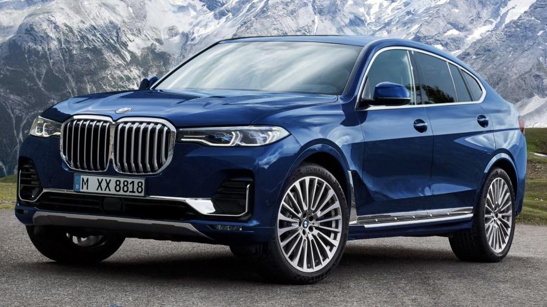 BMW X8 i X8 M - nowe SUV-y od BMW. Czego można się po nich spodziewać? 10