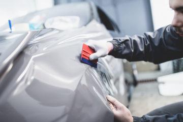 Car wrapping - zalety oklejania samochodów 4
